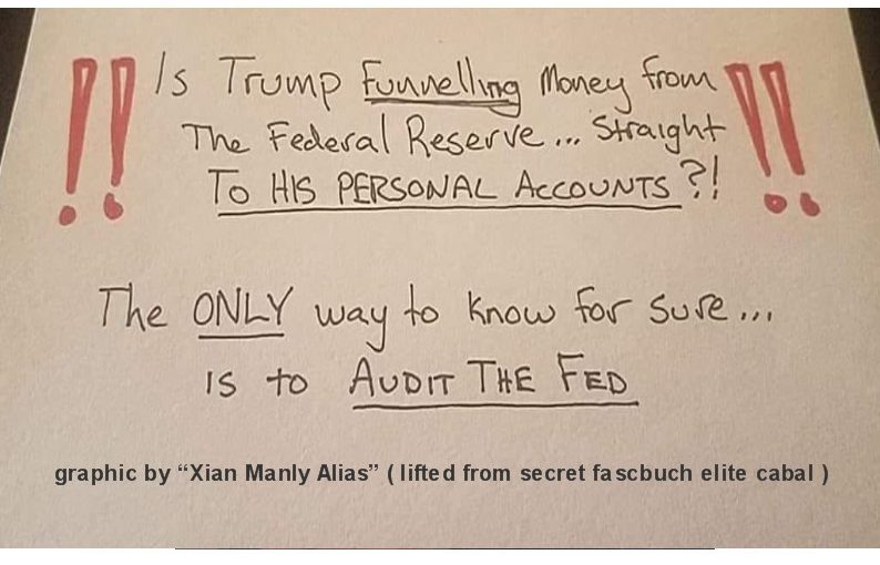 Audit the FED