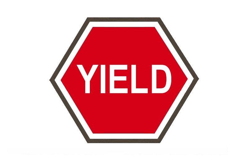 Emphatic Yield