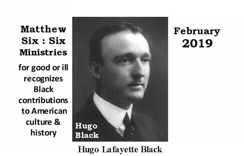 Black History Month, part four